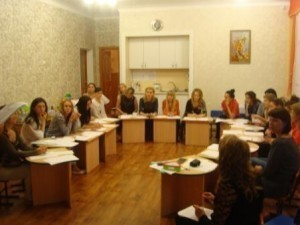 Родительское собрание За круглым столом группа детей 4-5 лет №1